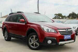 From $93 per week on finance* 2014 Subaru Outback Wagon Coburg Moreland Area Preview