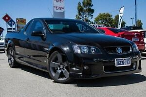 2012 Holden Ute VE II SS Thunder Black 6 Speed Sports Automatic Utility Bellevue Swan Area Preview