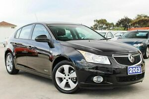 2013 Holden Cruze JH Series II MY14 Equipe Black 6 Speed Sports Automatic Hatchback Craigieburn Hume Area Preview