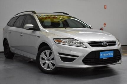 2011 Ford Mondeo MC LX PwrShift TDCi Silver 6 Speed Sports Automatic Dual Clutch Wagon Brooklyn Brimbank Area Preview