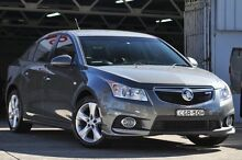 2012 Holden Cruze JH MY13 SRi V Grey 6 Speed Automatic Sedan Mosman Mosman Area Preview