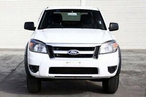 2011 Ford Ranger PK XL Crew Cab Hi-Rider White 5 Speed Automatic Utility Seaford Frankston Area Preview