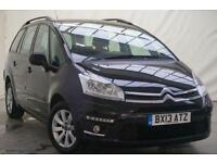 2013 Citroen C4 Picasso 1.6 GRAND EDITION HDI 5d 110 BHP Diesel black Manual