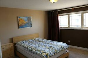 Master Bedroom in single house at Eagle Ridge