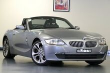 2006 BMW Z4 E85 MY05 Steptronic Grey 5 Speed Sports Automatic Roadster North Willoughby Willoughby Area Preview