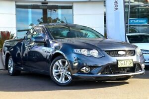 2010 Ford Falcon FG XR6 Ute Super Cab Grey 4 Speed Sports Automatic Utility Sutherland Sutherland Area Preview