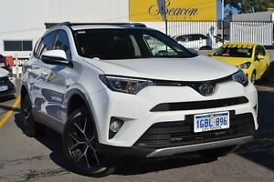 2016 Toyota RAV4 ZSA42R GXL 2WD Glacier White 7 Speed Constant Variable Wagon Claremont Nedlands Area Preview