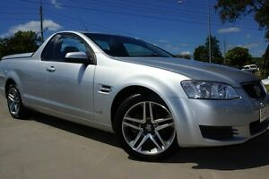 2010 Holden Ute VE MY10 Omega Silver 4 Speed Automatic Utility Noosaville Noosa Area Preview