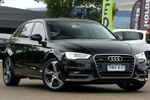 2013 Audi A3 8V S/B 1.8 Tfsi Quattro Ambition Black 7 Speed Automatic Hatchback Rosebery Inner Sydney Preview