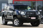 2010 Toyota Landcruiser Prado KDJ150R GXL Grey 5 Speed Sports Automatic Wagon Kippa-ring Redcliffe Area Preview