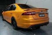 2015 Ford Falcon FG X XR8 Orange 6 Speed Auto Seq Sportshift Sedan Woodridge Logan Area Preview