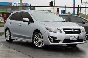 2015 Subaru Impreza G4 MY15 2.0i-S Lineartronic AWD Silver 6 Speed Constant Variable Hatchback Coburg Moreland Area Preview