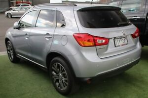 2016 Mitsubishi ASX XC MY17 LS 2WD Cool Silver 6 Speed Constant Variable Wagon