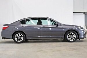 2013 Honda Accord 9th Gen MY13 VTi Grey 5 Speed Sports Automatic Sedan