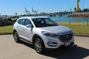 2015 Hyundai Tucson TL Active X 2WD Silver 6 Speed Sports Automatic Wagon Townsville Townsville City Preview