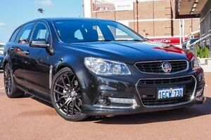 2013 Holden Commodore VF MY14 SS V Sportwagon Black 6 Speed Sports Automatic Wagon Fremantle Fremantle Area Preview