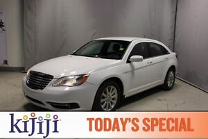 2014 Chrysler 200 TOURING Heated Seats,  A/C,