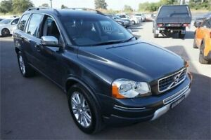 2010 Volvo XC90 P28 MY10 D5 Geartronic Executive Grey 6 Speed Sports Automatic Wagon