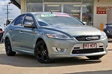 2009 Ford Mondeo MB Titanium Tdci Grey 6 Speed Sports Automatic Hatchback Yeerongpilly Brisbane South West Preview