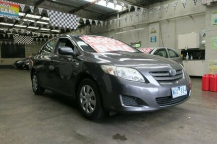 2008 Toyota Corolla ZRE152R Ascent 6 Speed Manual Sedan Mordialloc Kingston Area Preview