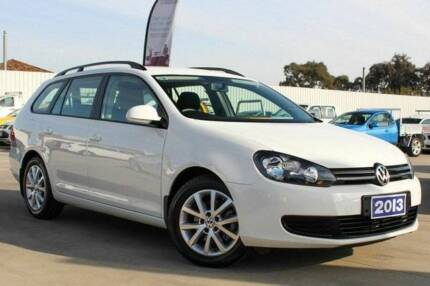 From $63 per week on finance* 2013 Volkswagen Golf Wagon
