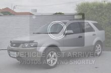 2004 Ford Territory SX TS Silver 4 Speed Sports Automatic Wagon South Launceston Launceston Area Preview
