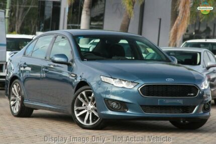 2015 Ford Falcon FG X XR6 Aero blue 6 Speed Auto Seq Sportshift Sedan Tuggerah Wyong Area Preview