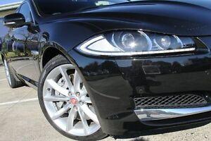 2015 Jaguar XF MY15 3.0D S Luxury Black 8 Speed Automatic Sedan Petersham Marrickville Area Preview
