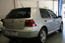2004 Volkswagen Golf 1.6 Generation Silver 5 Speed Manual Hatchback Victoria Park Victoria Park Area Preview