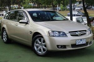 2009 Holden Berlina VE MY09.5 Sportwagon Gold 4 Speed Automatic Wagon Berwick Casey Area Preview