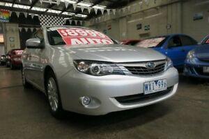 2009 Subaru Impreza MY09 RX (AWD) 4 Speed Automatic Sedan Mordialloc Kingston Area Preview