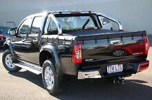 2009 Isuzu D-MAX MY09 LS Black 5 Speed Manual Utility Wilston Brisbane North West Preview