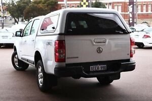 2013 Holden Colorado RG MY14 LT Crew Cab Olympic White 6 Speed Sports Automatic Utility Northbridge Perth City Area Preview