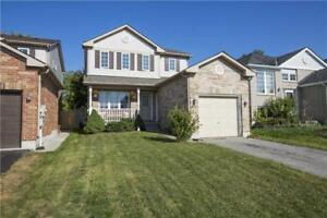 OPEN&BRIGHT 3BR DETACHED HOUSE SOUTH-EAST BARRIE