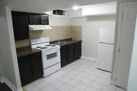MISSISSAUGA 2 BEDROOM 2 BATHROOM BASEMENT APARTMENT