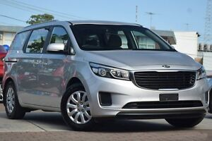 2015 Kia Carnival YP MY15 S Silver 6 Speed Sports Automatic Wagon Waitara Hornsby Area Preview