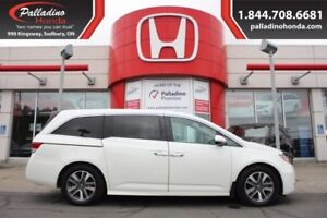 2016 Honda Odyssey Touring - FULLY LOADED ADVENTURE READY -