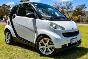 2010 Smart ForTwo 451 Coupe Black 5 Speed Automated Manual Coupe Rockingham Rockingham Area Preview