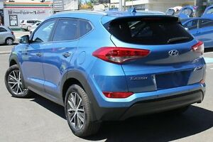 2016 Hyundai Tucson TL Elite (FWD) Ara Blue 6 Speed Automatic Wagon Wolli Creek Rockdale Area Preview