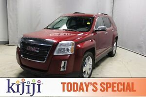 2012 GMC Terrain AWD SLT-2 Leather,  Heated Seats,  Sunroof,  Ba