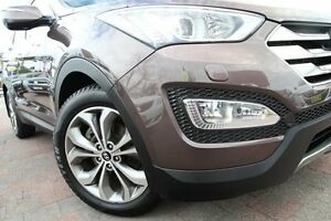 2013 Hyundai Santa Fe DM Highlander CRDi (4x4) Bronze 6 Speed Automatic Wagon Waitara Hornsby Area Preview