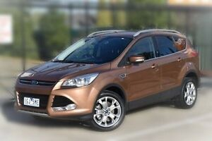 2013 Ford Kuga TF Trend AWD Bronze 6 Speed Sports Automatic Wagon Berwick Casey Area Preview