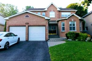 Detached 3-Bedroom Home + Bsmnt for Rent in North Oshawa
