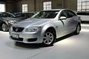 2011 Holden Commodore VE II Omega Silver Automatic Sedan Knoxfield Knox Area Preview