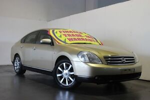 2004 Nissan Maxima J31 TI-L Gold 4 Speed Automatic Sedan Underwood Logan Area Preview