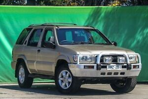 2002 Nissan Pathfinder WX II MY2003 TI Gold 4 Speed Automatic Wagon Ringwood East Maroondah Area Preview