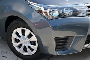 2014 Toyota Corolla Grey Constant Variable Sedan Nunawading Whitehorse Area Preview