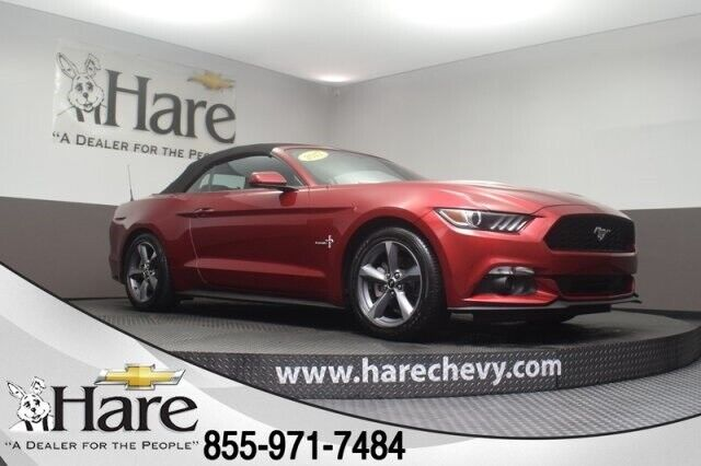 Image 1 Voiture American used Ford Mustang 2017