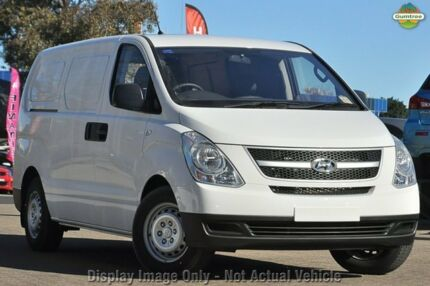 2015 Hyundai iLOAD TQ MY15 Creamy White 5 Speed Automatic Van Wolli Creek Rockdale Area Preview