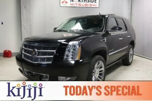 2014 Cadillac Escalade PLATINUM Navigation (GPS),  Leather,  Hea